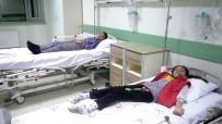 SAVAŞ AY - Bir Haftada İkinci Vaka Açıklaması 100'E Yakın Öğrenci Hastanelik Oldu