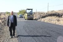 SÜKSÜN - İncesu Belediyesi Sıcak Asfalt Çalışmalarına Devam Ediyor