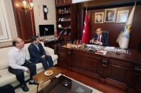 Sözlü Açıklaması 'Çin Sermayesinin Adana'ya Yatırımı Memnuniyet Verici'