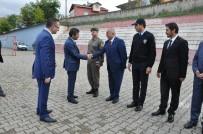 Pınarbaşı'nda İlçe Değerlendirme Toplantısı Yapıldı