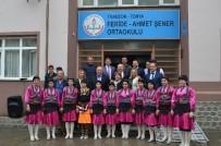 SADRI ŞENER - YGA Projesi Bu Yıl İlk Kez Pilot Şehir Olarak Trabzon'da Başladı