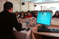 KOSGEB - ZMYO'da Girişimcilik Bilgilendirme Semineri Yapıldı