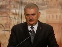 DOLMABAHÇE OFİSİ - Başbakan Yıldırım'dan yatırımcılara: Siyaset yapmayın!