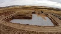 Asri Mezarlık Projesi Yapımına Başlanıldı