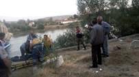 Direksiyon Hakimiyetini Kaybeden Otomobil Köprüden Uçtu Açıklaması 1 Ölü 1 Yaralı