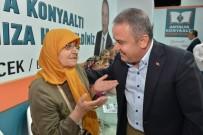 HULKİ CEVİZOĞLU - Antalya Konyaaltı Kitap Fuarına Büyük İlgi
