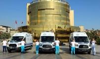 HER ŞEYİN BAŞI SAĞLIK - Büyükşehire Yeni Hasta Nakil Araçları Alındı
