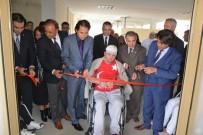 Kozaklı'da Engelli Hastaların Tedavi Dışı Zamanlarda Değerlendirme Projesi Açılışı Yapıldı
