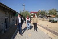 MAHMUT DEDE - Kula Caddeleri Yenileniyor