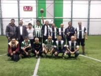 FUTBOL SPORU - Orman Bölge Müdürlüğü'ndeki Birlik Ve Beraberlik Ruhu Futbol Sahasına Da Taşındı