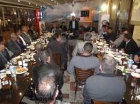 Hizmet-İş Sendikası Genel Başkan Yardımcısı Yıldız'dan Kayseri'ye Ziyaret