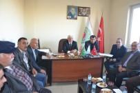 Ziraat Odaları İl Koordinasyon Toplantısı Kozaklı'da Yapıldı
