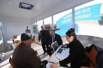 Başkan Çelik Vatandaşları Dinledi