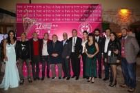 CEZMİ BASKIN - 17. İzmir Kısa Film Festivali'ne Muhteşem Gala