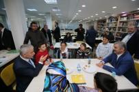 Büyükşehir Belediyesi Kente 33 Bin Kitaplık Kütüphane Kazandırdı