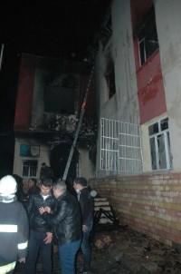 Kız öğrenci yurdunda yangın faciası: 12 ölü, 22 yaralı