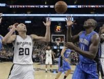 NBA - Spurs'ü, Magic durdurdu