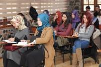 BILAL ÇELIK - Akademi Üniversite'de Eğitimler Sürüyor