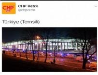 CHP gençlik kollarından skandal paylaşım