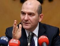 İçişleri Bakanı Soylu'dan patlama sonrası açıklama