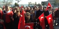 KEZBAN HATEMİ - İstanbul'da teröre lanet yürüyüşü