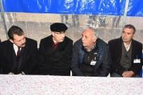 Vali Demirtaş'tan Şehit Polislerin Ailelerine Taziye Ziyareti
