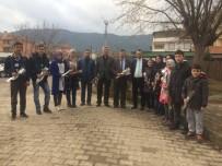 Yeniceli Öğrencilerden Polise Ziyaret