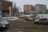 KASRIK - Şırnak'ta Eğitime Kar Arası