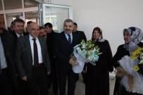 Büyükşehir Belediye Başkanı Mustafa Çelik, 'Gece Gündüz, Arı Gibi Çalışıyoruz'