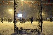 Isparta'da Eğitime Kar Tatili