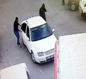 Esnafın Bankadan Çektiği 25 Bin Lirayı Çalan Hırsızlar Yakalandı