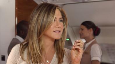 Jennifer Aniston'dan itiraf oyununda şaşırtan cevaplar
