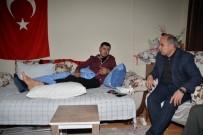 Başkan Akyol'dan El-Bab Gazisine Ziyaret