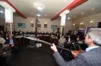 Erzurum Protokolü Yılbaşını Halk Ozanlarının Sazlı Sözlü Türküleriyle Karşıladı