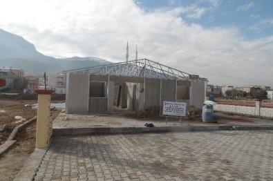 Ahmet Bedevi Mahallesi Taziye Evine Kavuşuyor