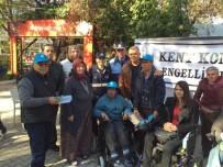 HÜSEYIN ÜLKÜ - Engelli Vatandaşların Yüzü Güldü