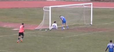 Bu gol kaçtı... Kimse inanamadı!