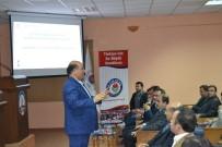 KARASAR - Eğitim-Bir-Sen Adana Şubesi İş Yeri Temsilcilerine Sendikal Eğitim Veriyor