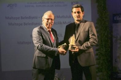 Maltepe Belediyesi'ne İki Ödül Birden