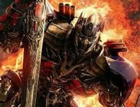 ANTHONY HOPKİNS - 'Transformers 5'İn Türkçe dublajlı fragmanı yayınlandı