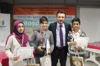 UĞUR KALKAR - Çumra'da 'Haydi Bil Bakalım' Bilgi Yarışmasının Galibi Belli Oldu