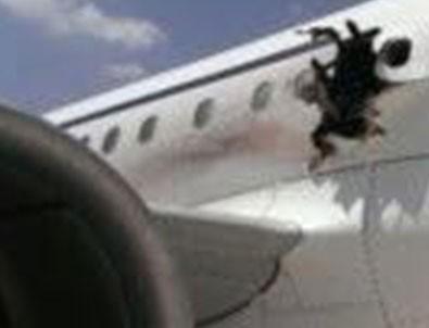 Cibuti'ye giden uçakta patlama