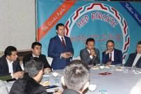 UĞUR KALKAR - Milletvekili Altunyaldız'dan Çumra Ziyareti