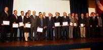 ALP KIRŞAN - Muğla'nın Vergi Rekortmenleri Ödüllendirildi