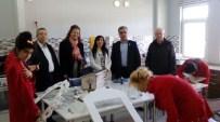 ZEKİ AYDIN - Malkara SYDV Heyetinden Sodam'a Ziyaret