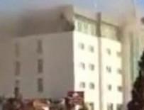 CAPITOL - Erbil'de otel yangını: 19 ölü