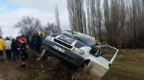 Boztepe Yolunda Yolcu Minibüsü Devrildi Açıklaması 12 Yaralı