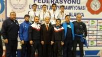 ZEKİ AYDIN - Ümit Judocular, Bu Kez Altın Madalyaya Doydu