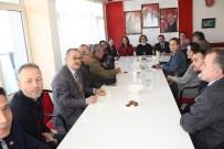 RUHSAR DEMİREL - MHP Genel Başkan Yardımcısı Dr. Ruhsar Demirel Çanakkale'de