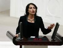 HDP'li Tuğba Hezer'in dokunulmazlık fezlekesi Meclis'te